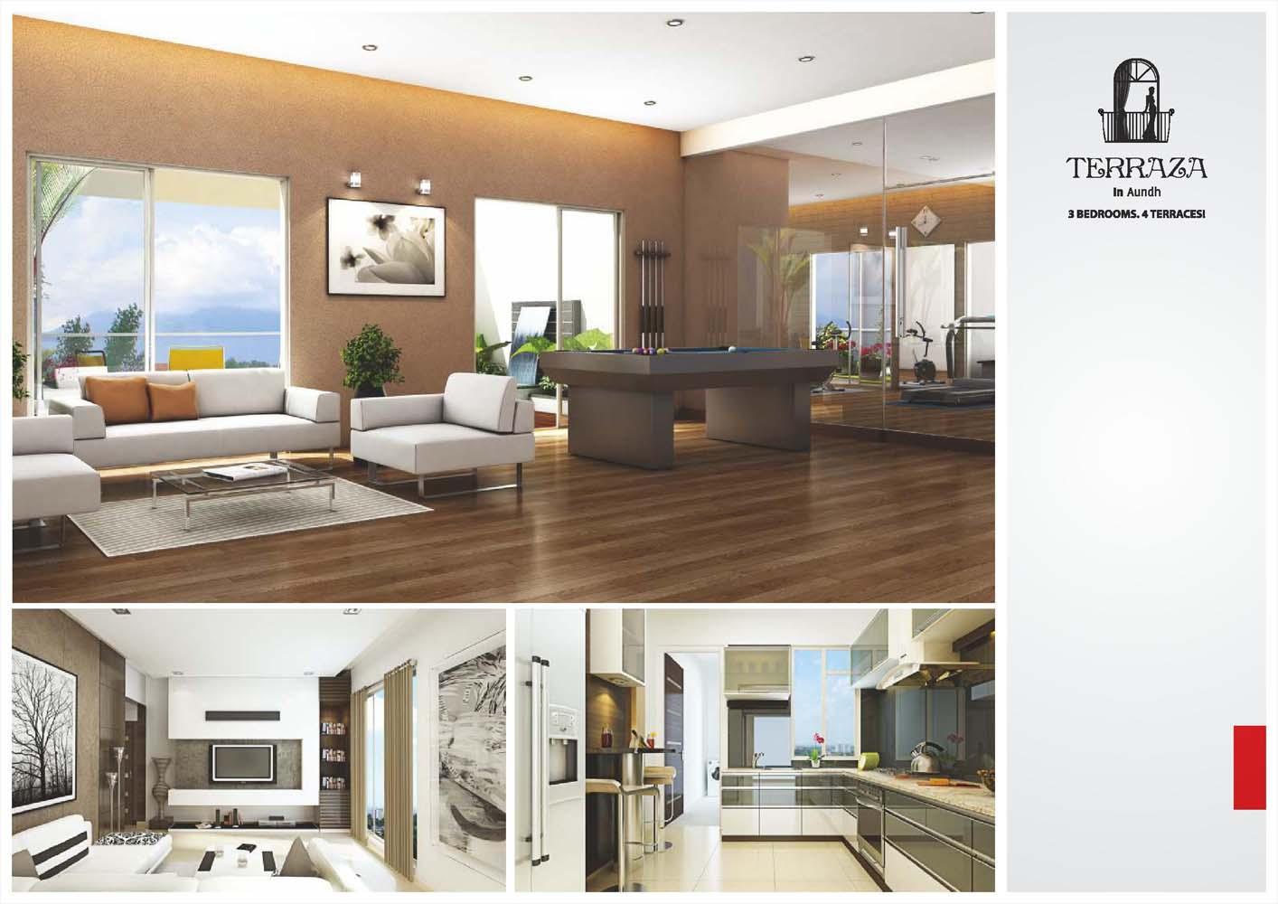 Terraza Apartment Representation