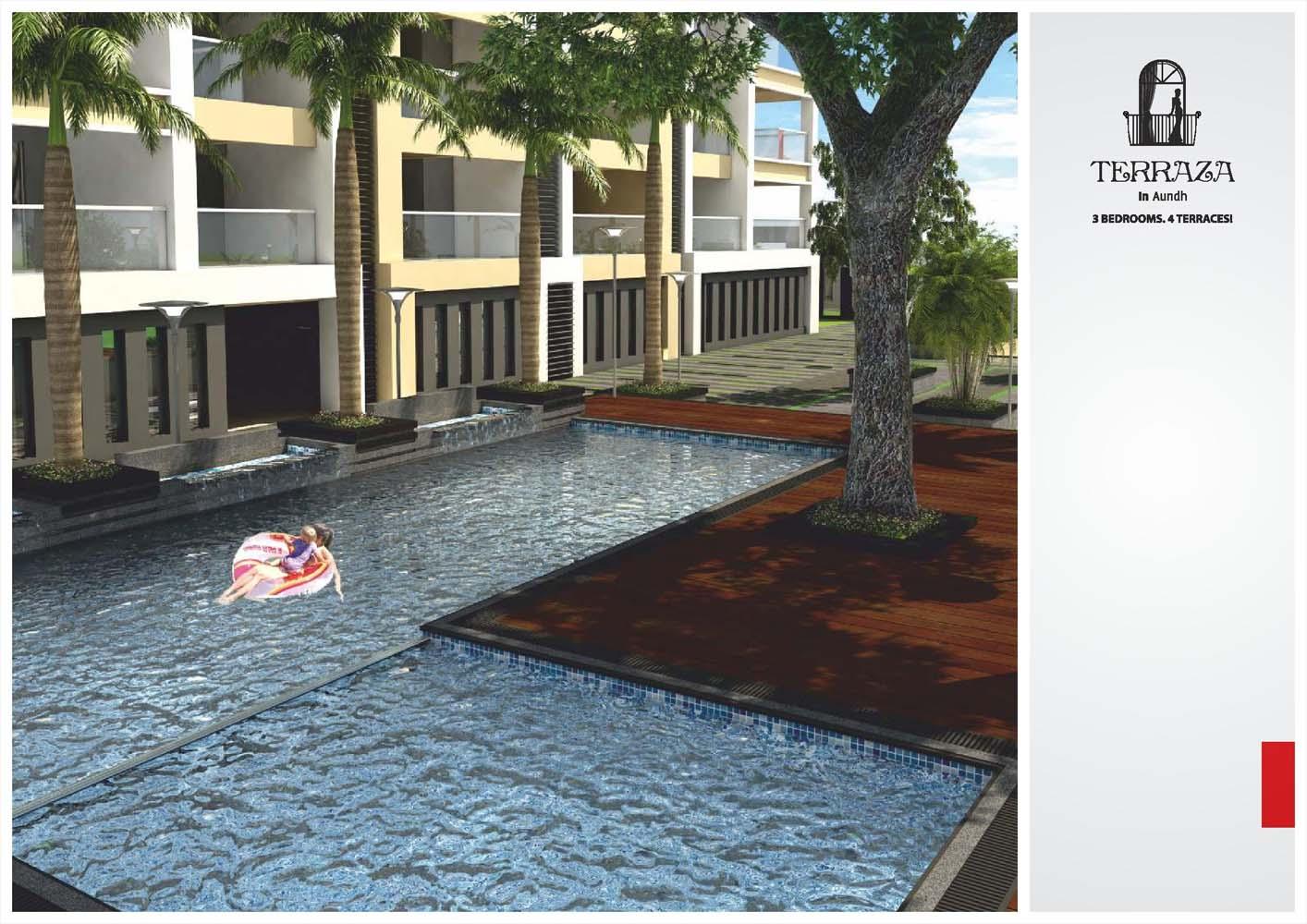 Terraza Swimming Pool